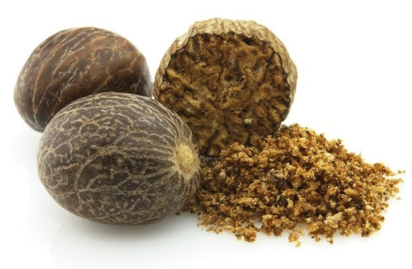 Nutmeg (Myristica fragrans)