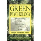Green Psychology (Book)