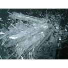 Menthol crystals