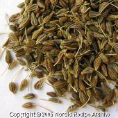 Pimpinella anisum - Anise Seed