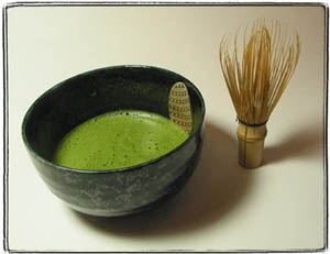 Matcha Finish - Japanese Green Tea
